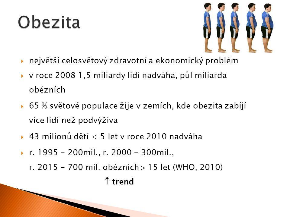  multicentrický projekt řešený v 10 zemích Evropy (včetně ČR)  2007 – 2008  cílem projektu vytvoření prototypu softwaru, který by integroval jak výzkumnou, tak intervenční oblast obezitologie  Výzkumná část: vytvoření PC aplikací usnadňujících výzkumníkům sběr dat.