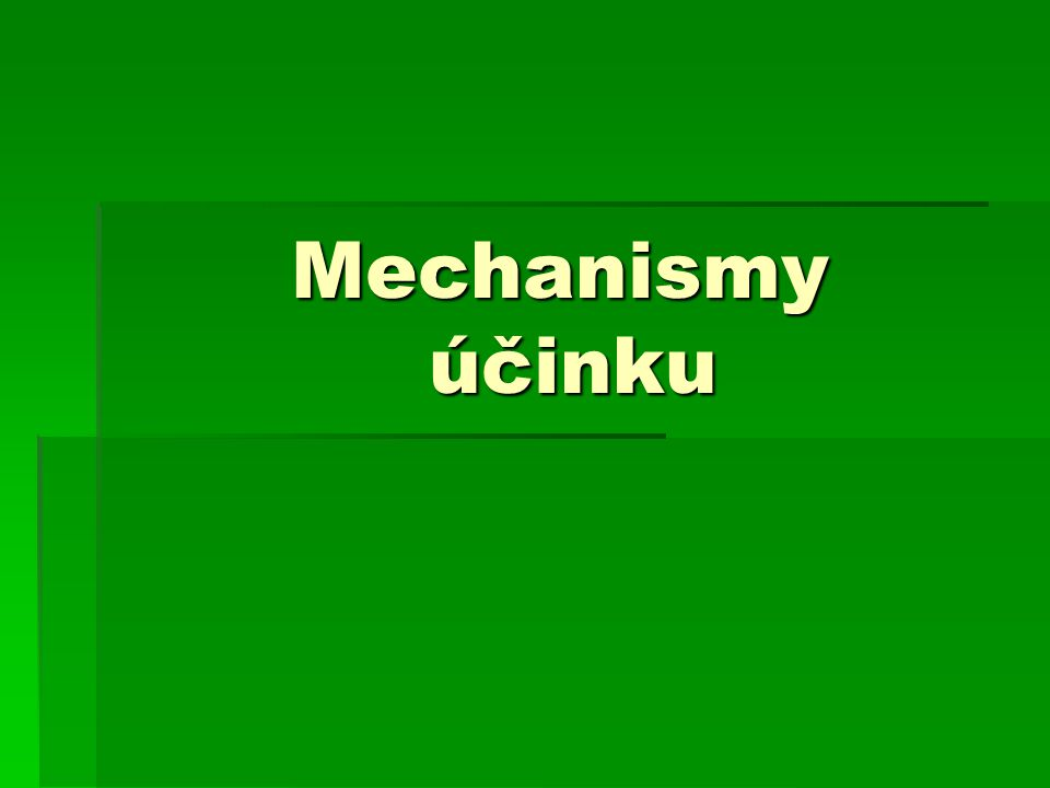 Úč.látky registrované v ČR (stav k 18. 12.