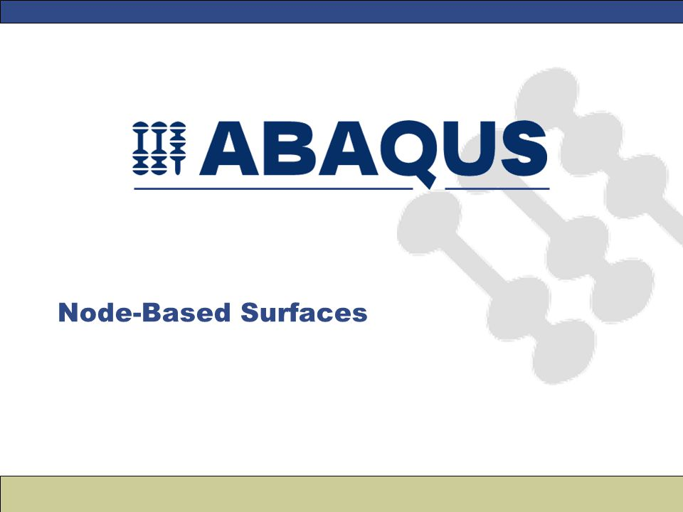 Node-Based Surfaces