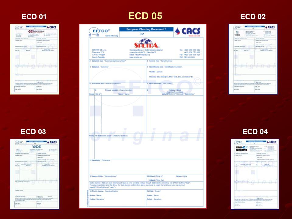 ECD 01ECD 02 ECD 03ECD 04 ECD 05