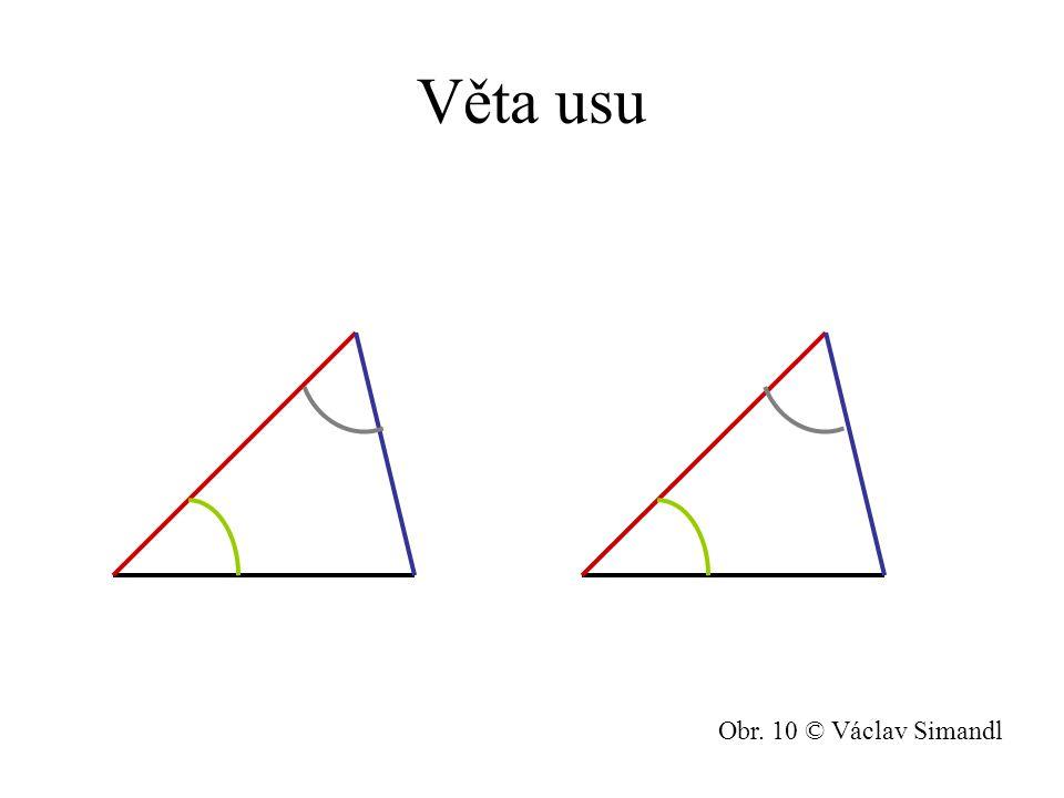 Věta usu Obr. 10 © Václav Simandl