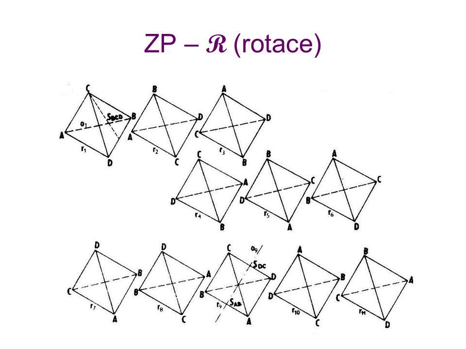 ZP – R (rotace)