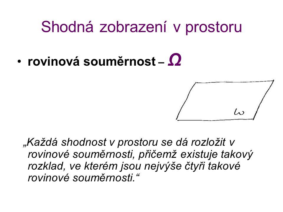 ZP- O ○ R ( osová souměrnost a rotace )