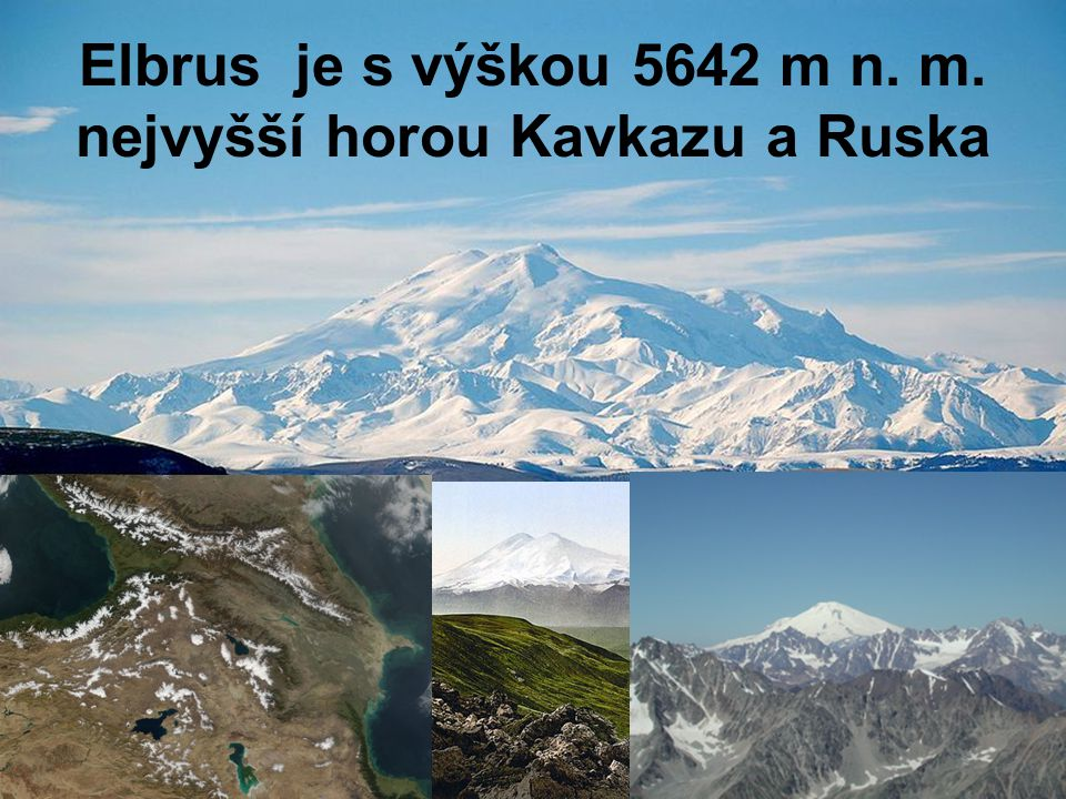 Altaj s nejvyšším vrcholem Bělucha 4 506 m n. m. je nejvyšším pohořím Sibiře