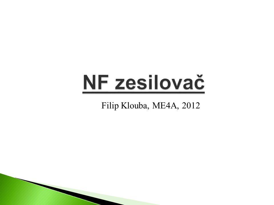 Filip Klouba, ME4A, 2012