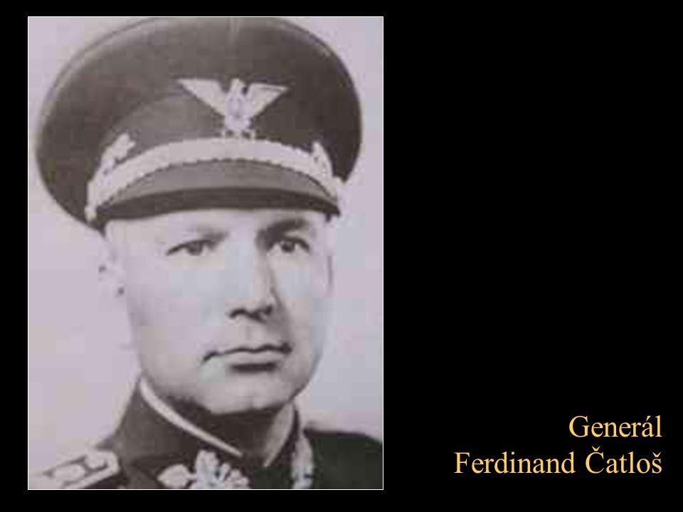 a Generál Ferdinand Čatloš