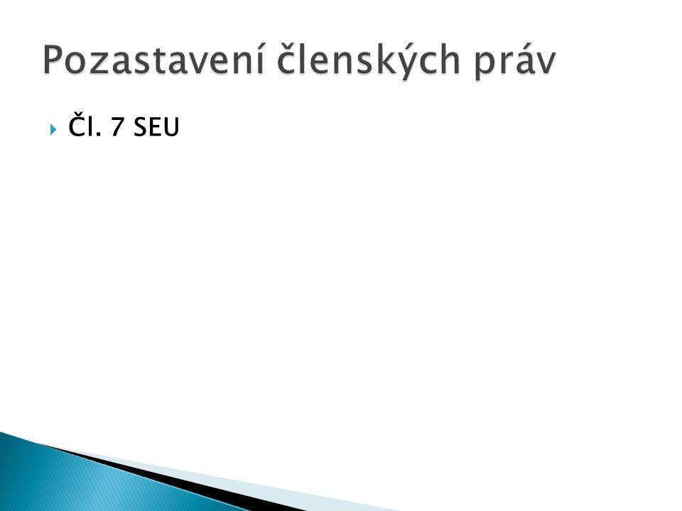  Čl. 7 SEU