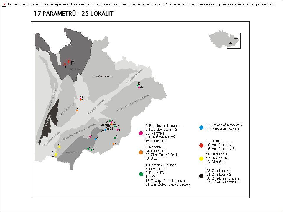 Flyšové pásmo Západních Karpat Lázně Leopoldov - Buchlovice (Smraďavka)  Minerální voda vyvěrá při z.
