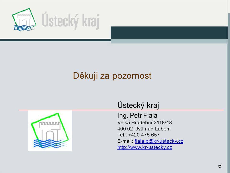 6 Ústecký kraj Ing.