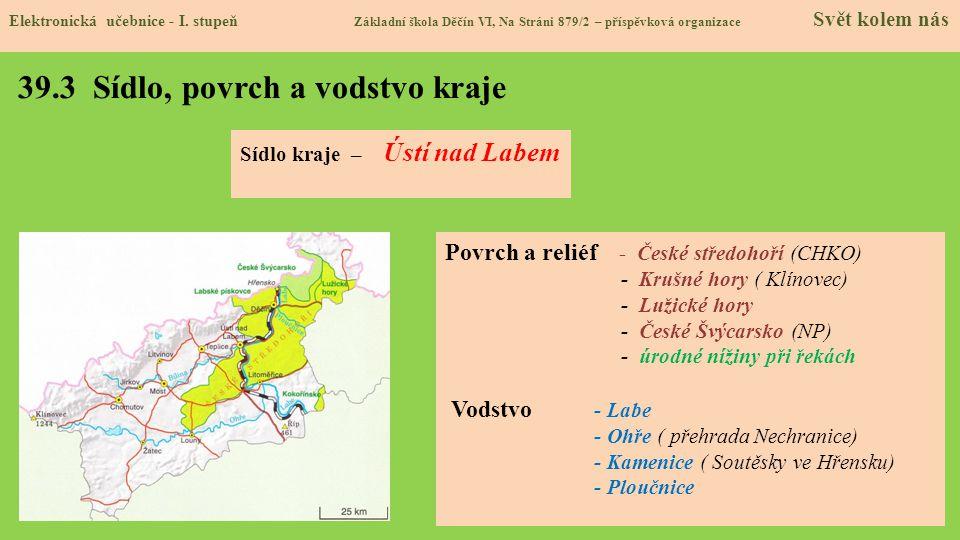 39.4 Významná města a pamětihodnosti Elektronická učebnice - I.