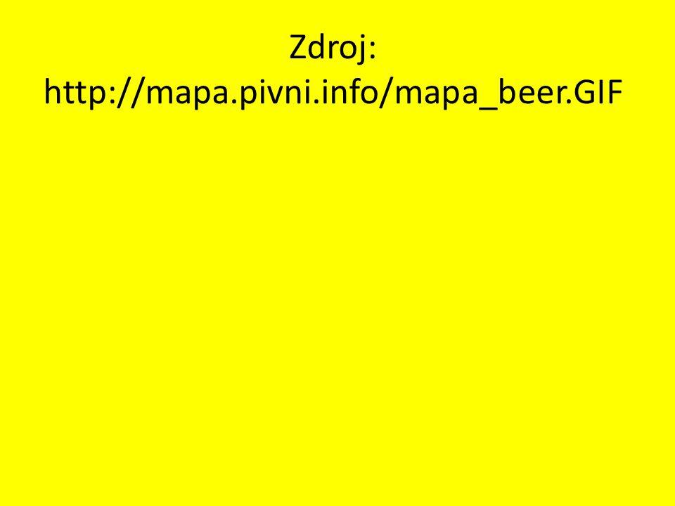 Zdroj: http://mapa.pivni.info/mapa_beer.GIF