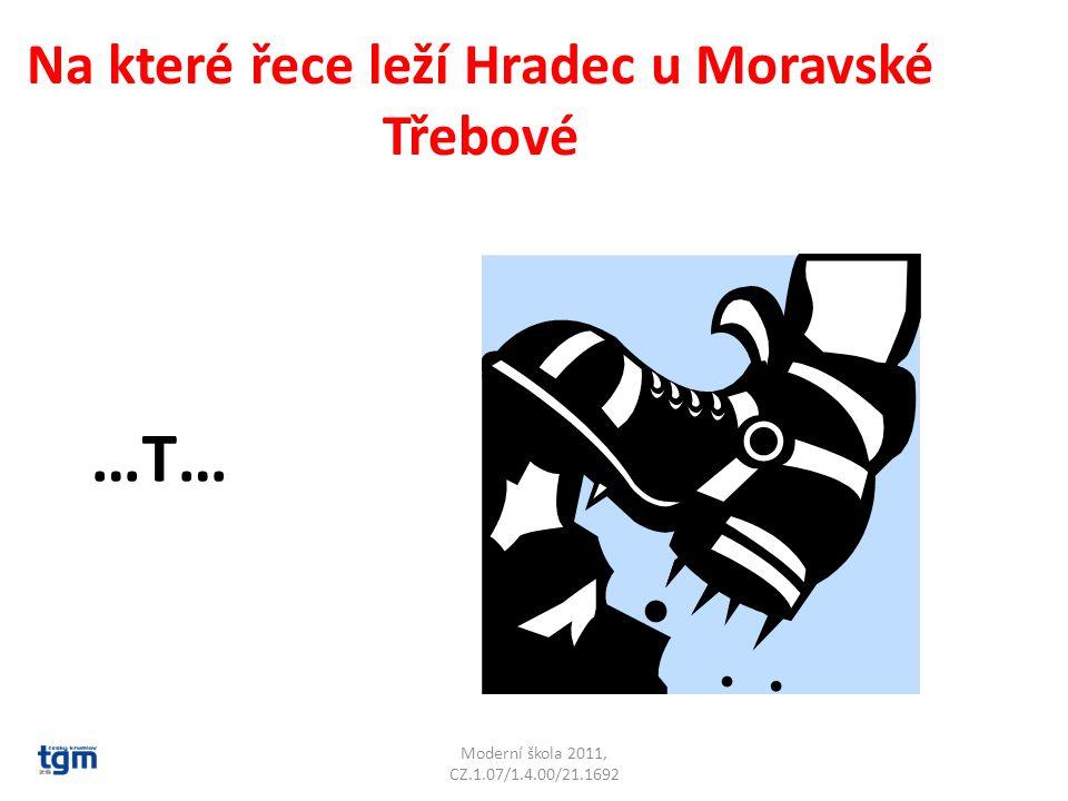 Moderní škola 2011, CZ.1.07/1.4.00/21.1692 Který Městec je u Přelouče …M….Heřmanův