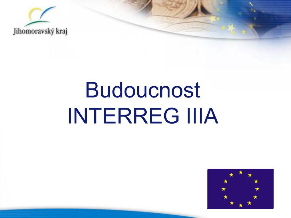 Budoucnost INTERREG IIIA