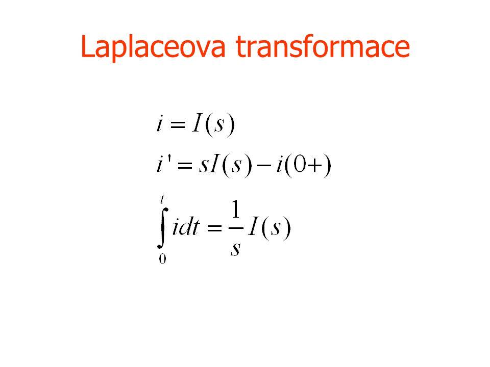Laplaceova transformace