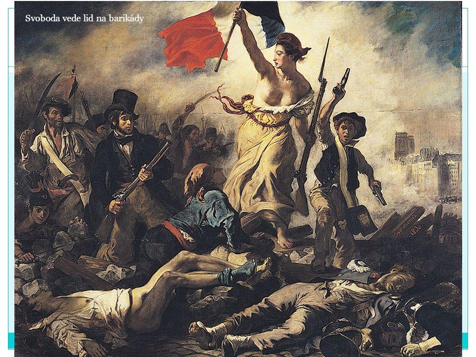 Svoboda vede lid na barikády