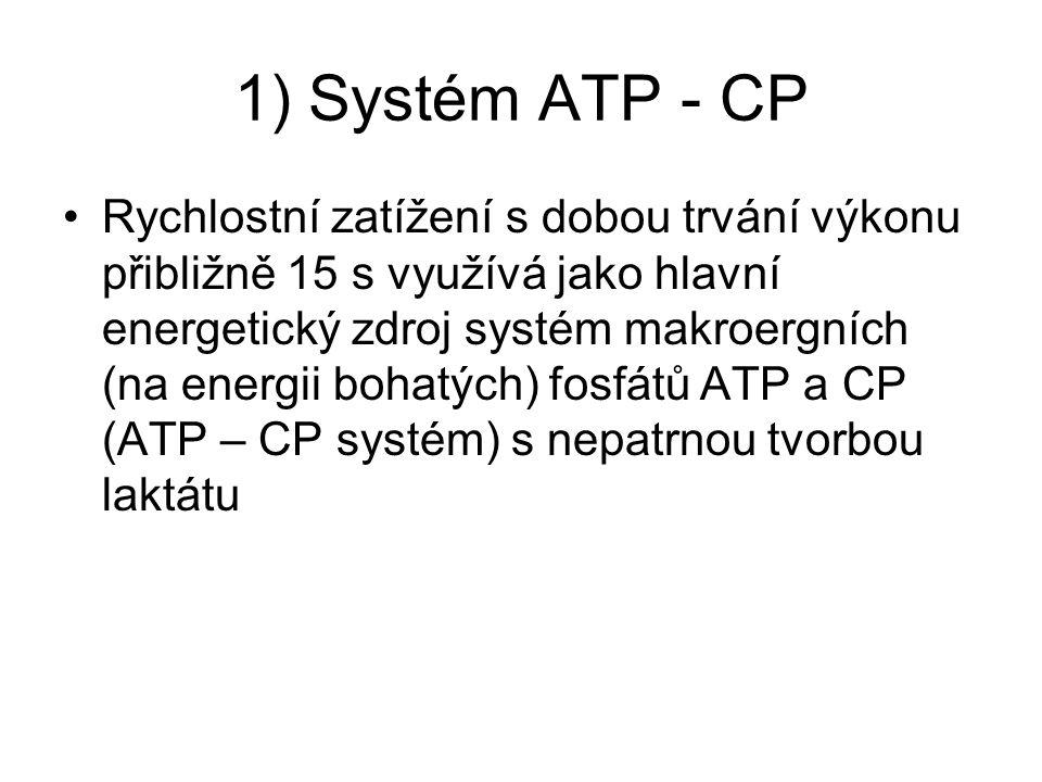 Systém ATP-CP