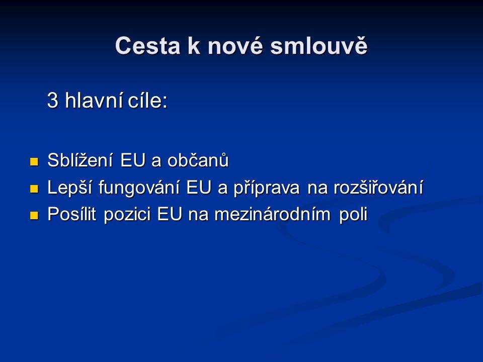 Dopady Amsterodamské smlouvy V rámci II.