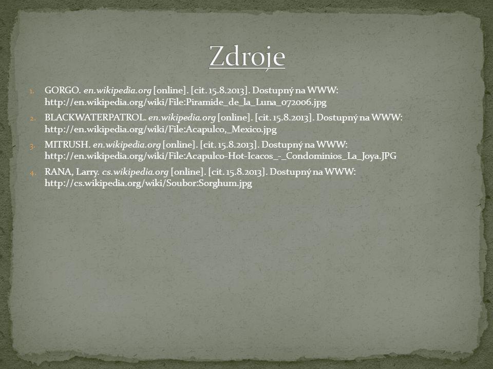 1. GORGO. en.wikipedia.org [online]. [cit. 15.8.2013].