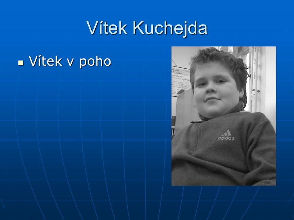 Vítek Kuchejda Vítek v poho Vítek v poho