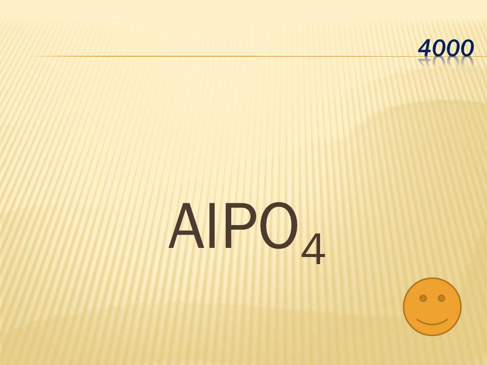 AlPO 4