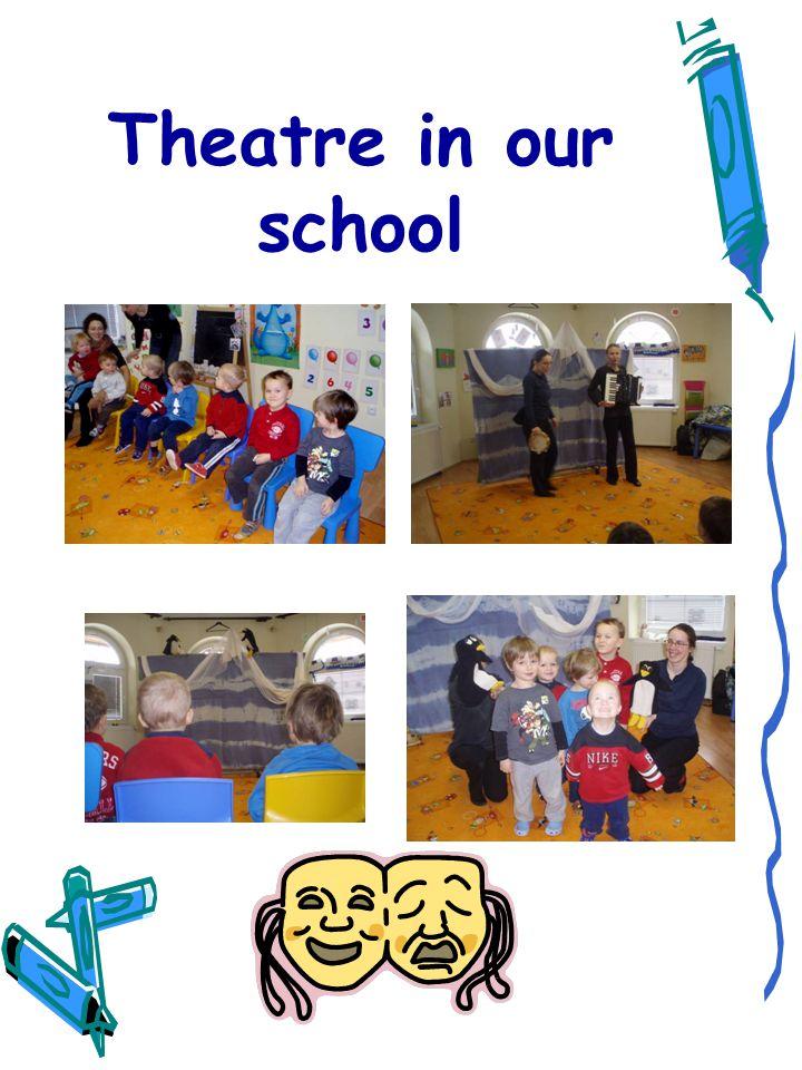 Theatre in our school