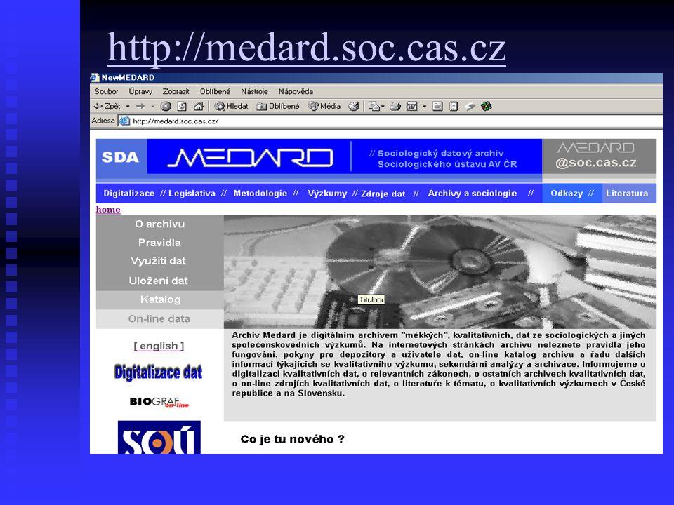 http://medard.soc.cas.czhttp://medard.soc.cas.cz