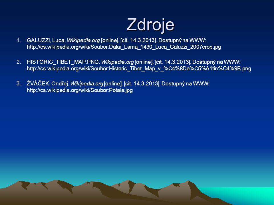 Zdroje 1.GALUZZI, Luca. Wikipedia.org [online]. [cit.