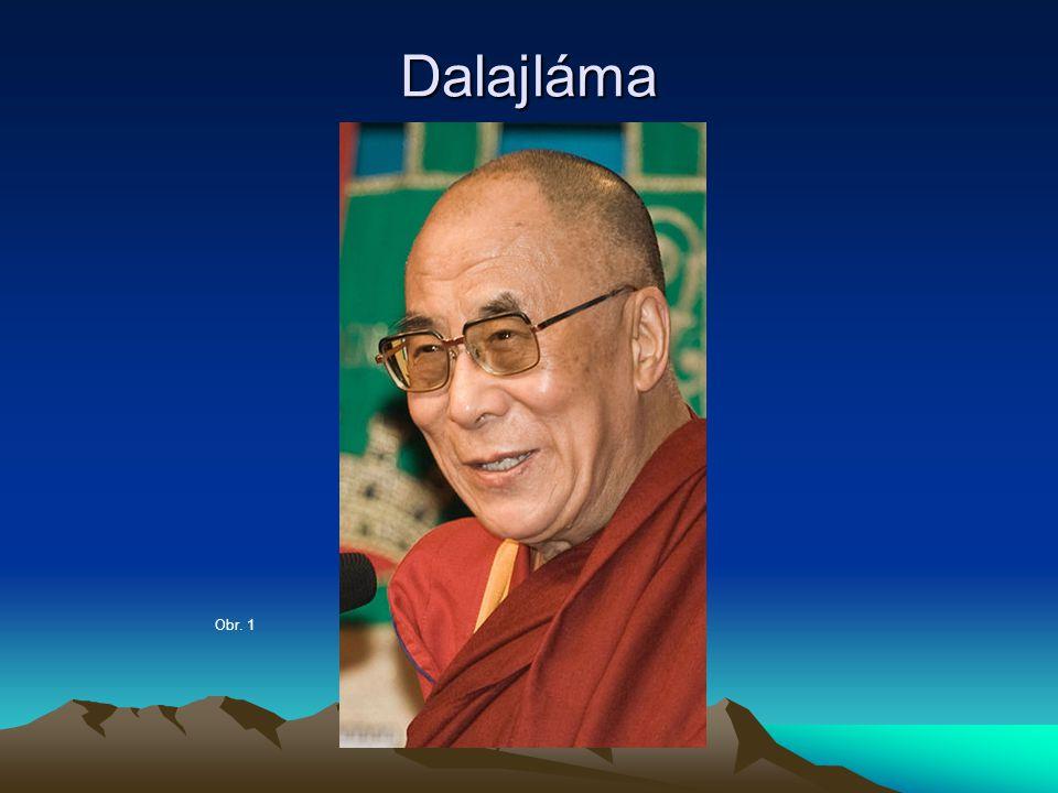 Dalajláma Obr. 1