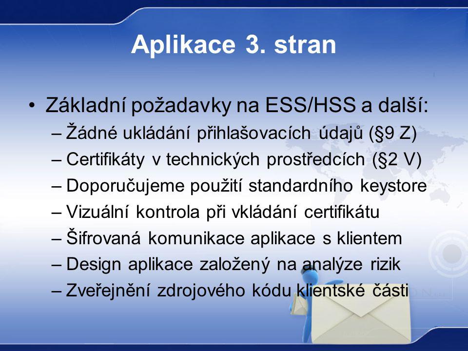 Aplikace 3.