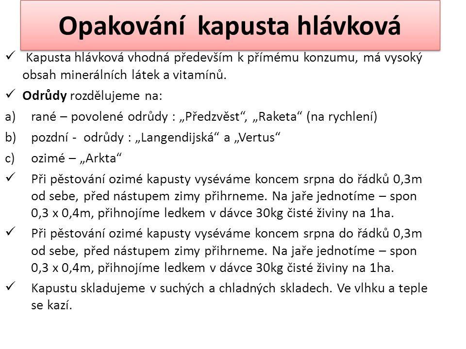 Použité zdroje MELICHAR, Miroslav.JOSEF POKORNÝ. Zelinářství.