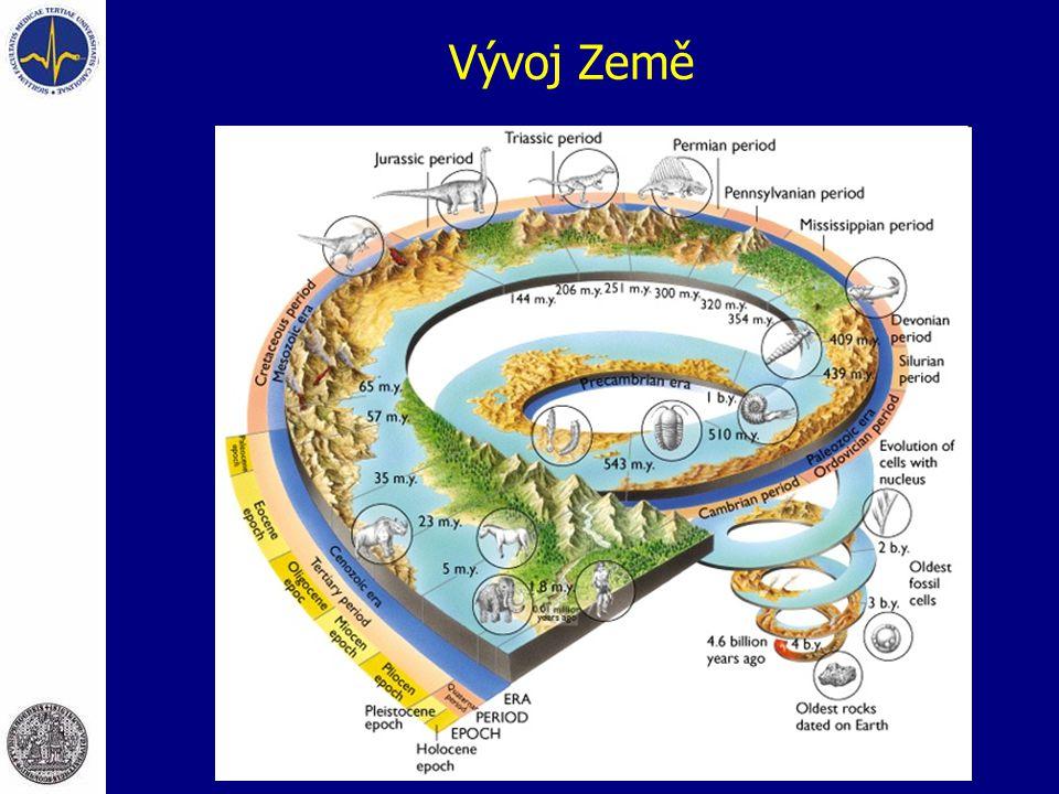 Vývoj Země