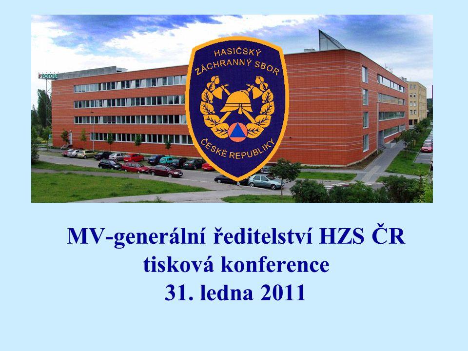 10 let HZS ČR v novém uspořádání