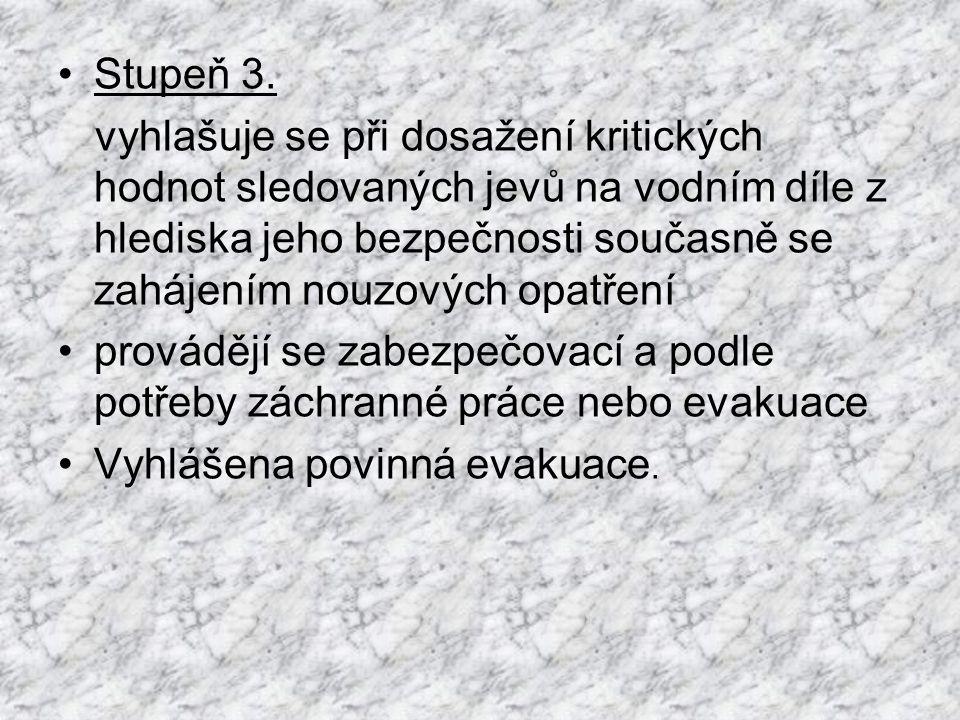 Stupeň 3.