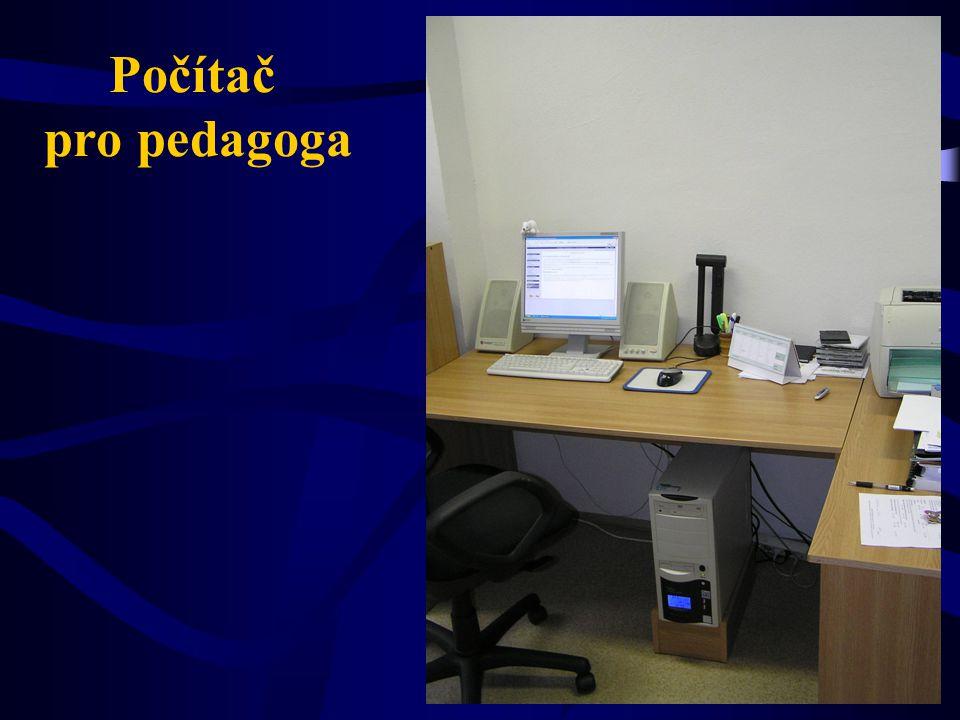 Počítač pro pedagoga