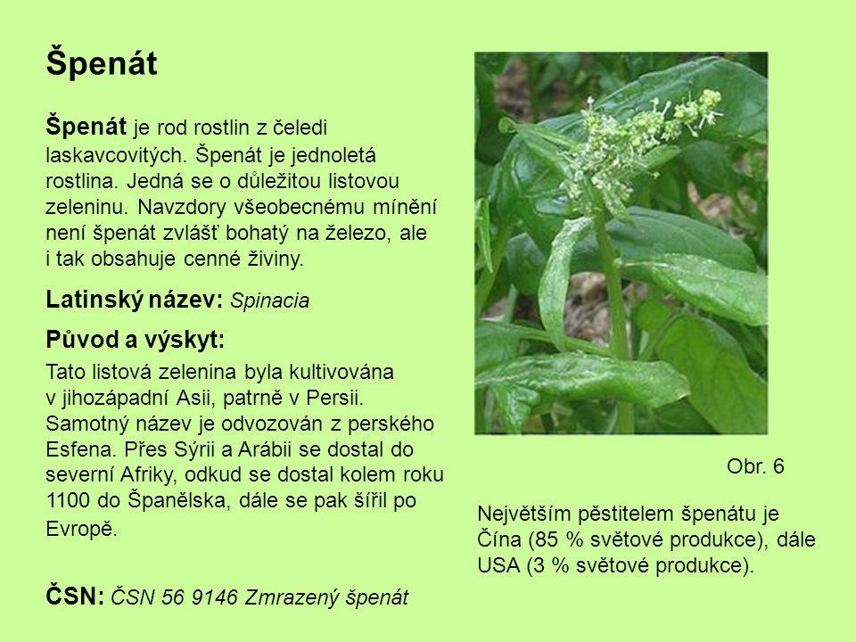 Špenát Špenát je rod rostlin z čeledi laskavcovitých. Špenát je jednoletá rostlina. Jedná se o důležitou listovou zeleninu. Navzdory všeobecnému míněn