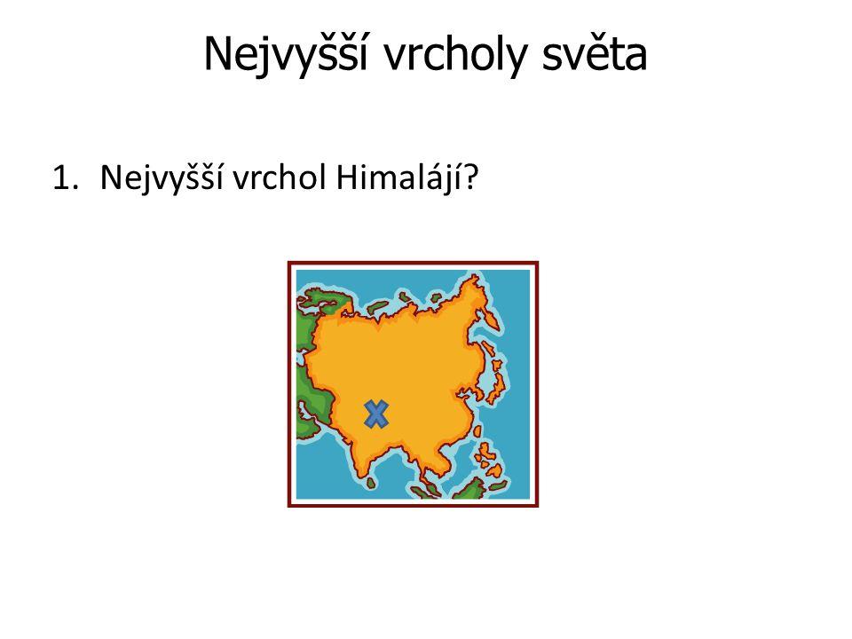 Odpověď: Mt. Kosciusko 2236 m.