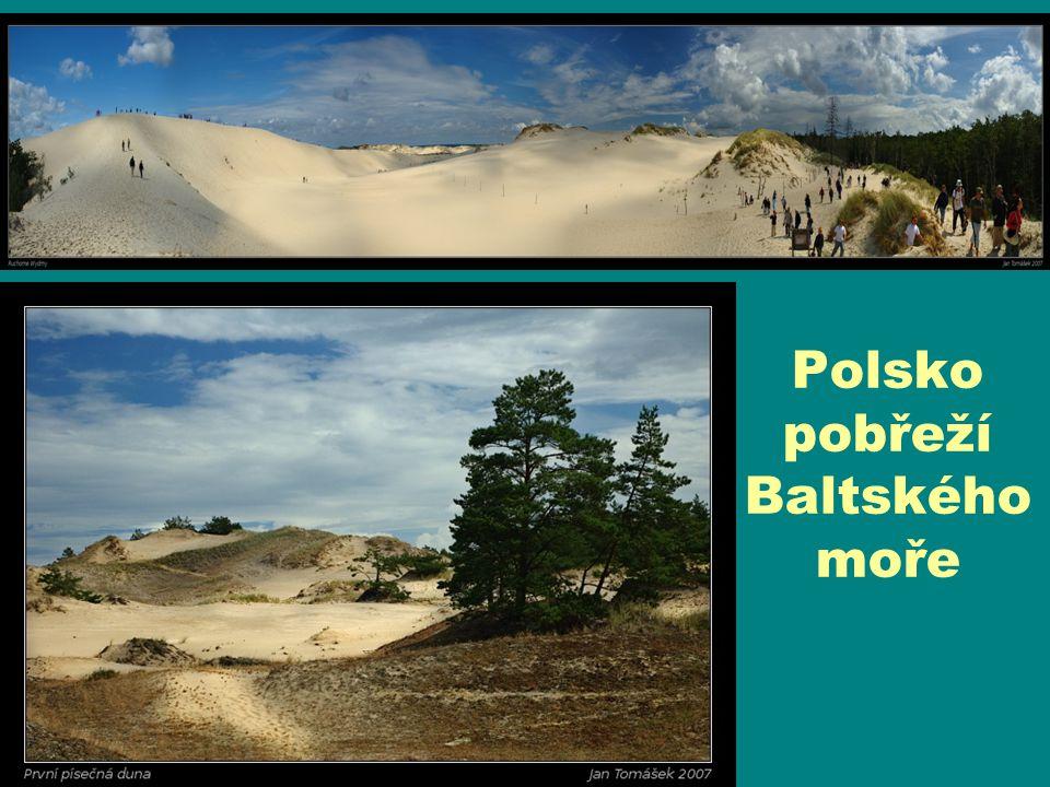 Polsko pobřeží Baltského moře