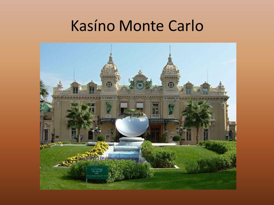 Kasíno Monte Carlo