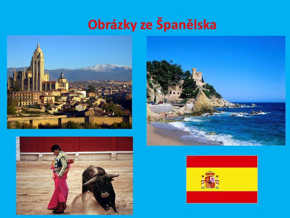 Obrázky ze Španělska