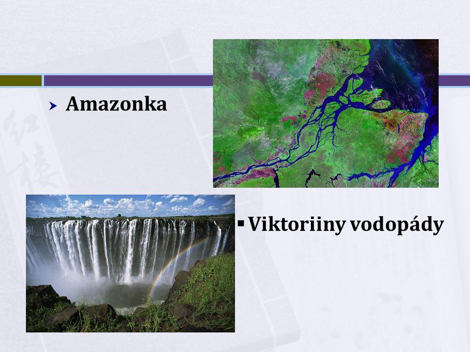  Amazonka  Viktoriiny vodopády