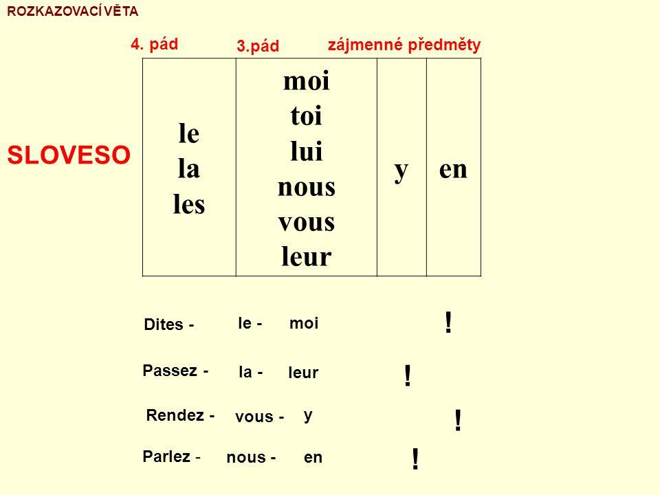 La phrase francaise fonctionne comme la préparation d´un canapé.