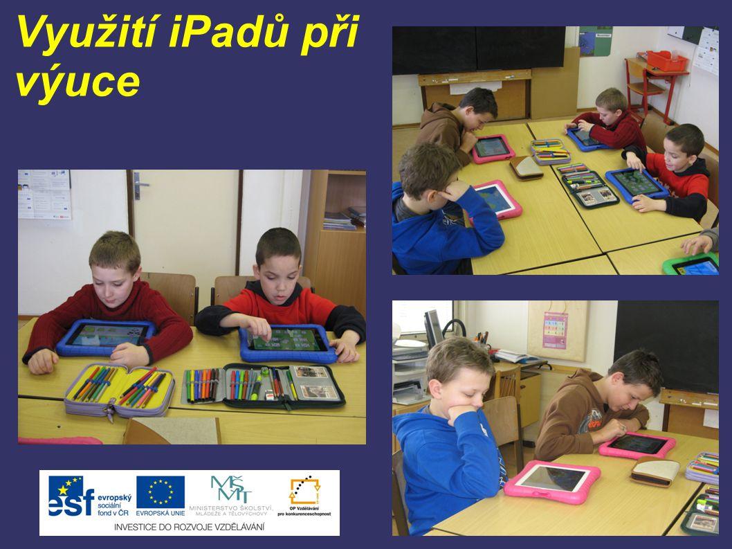 Využití iPadů při výuce