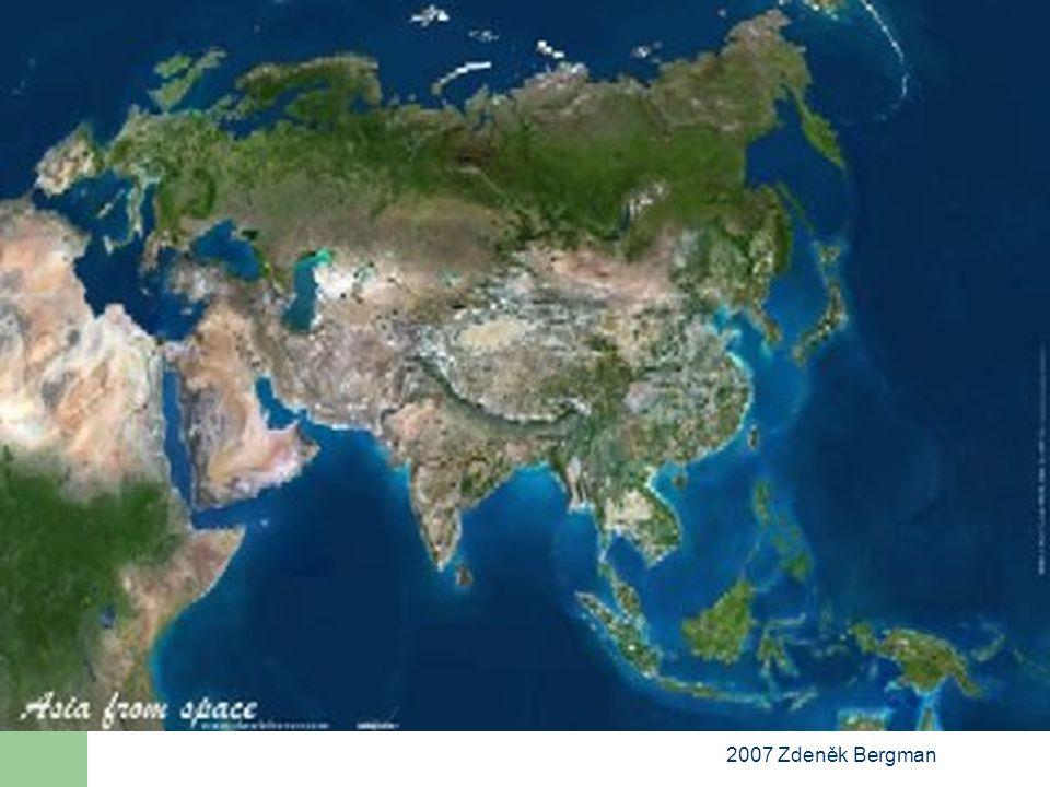Geologická stavba a vývoj Euroasijská deska – stabilní Indická deska (subkontinent) – drift k severu Filipínská deska – subdukce riftové zóny sesmická aktivita vulkanismus – Santorin, Ararat, Elbrus – Klučevskaja, Fudži, Pinatuba, Krakatau