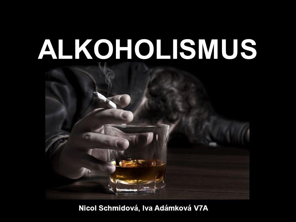 PŘÍZNAKY -Trvalé myšlenky na alkohol -Agresivní chování -Sebelítost -Sociální obtíže -Ztráta zájmu o okolní svět