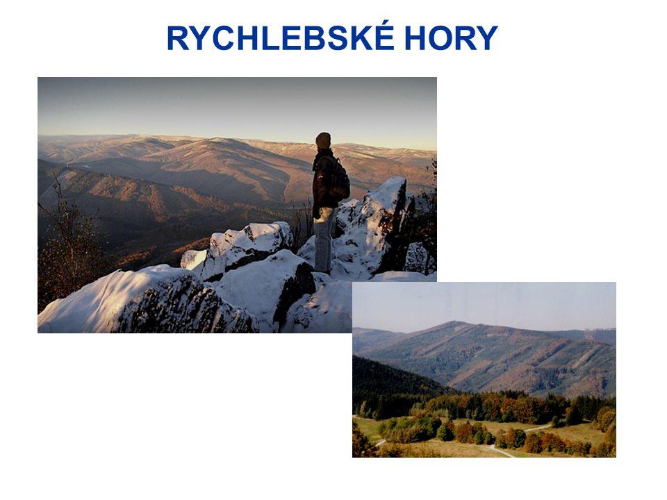 RYCHLEBSKÉ HORY