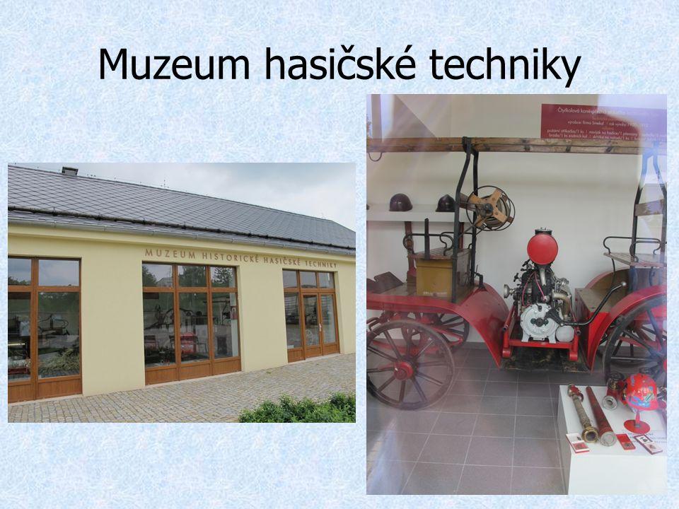 Muzeum hasičské techniky