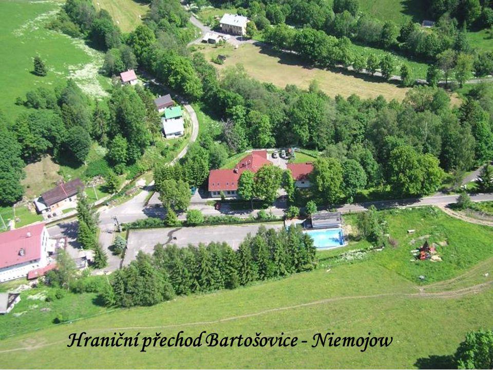 Bartošovice – údolí Divoké Orlice