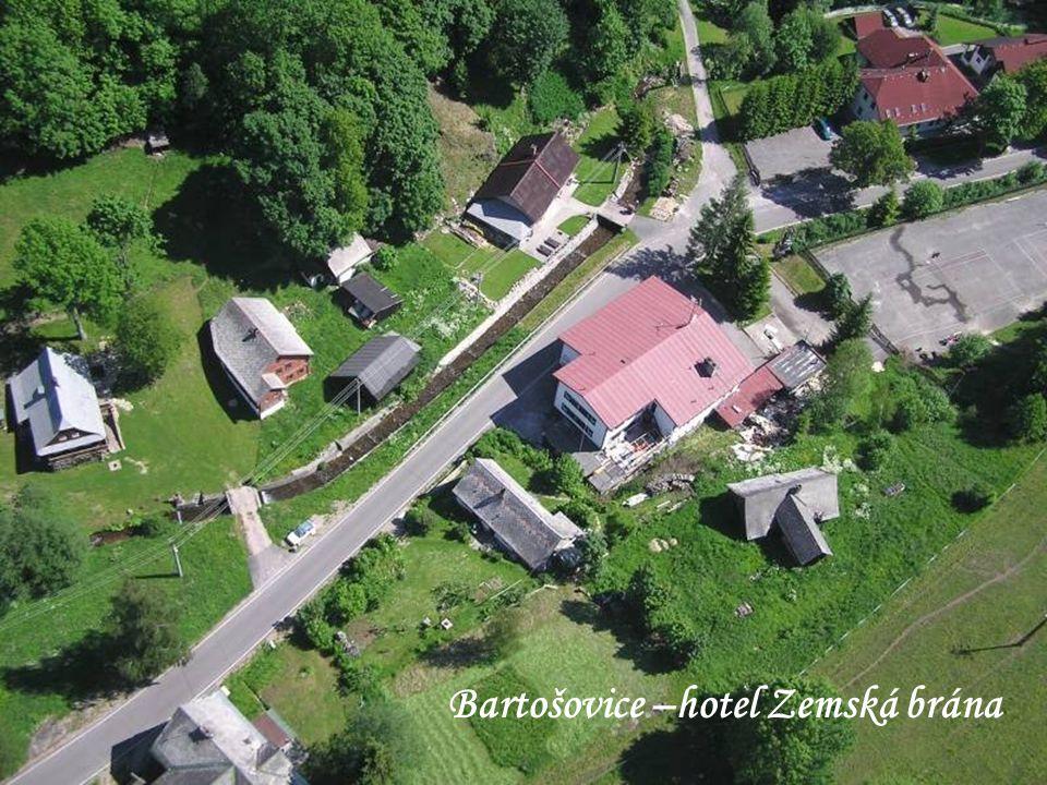 Hraniční přechod Bartošovice - Niemojow
