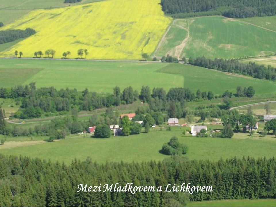 Mezi Mladkovem a Lichkovem