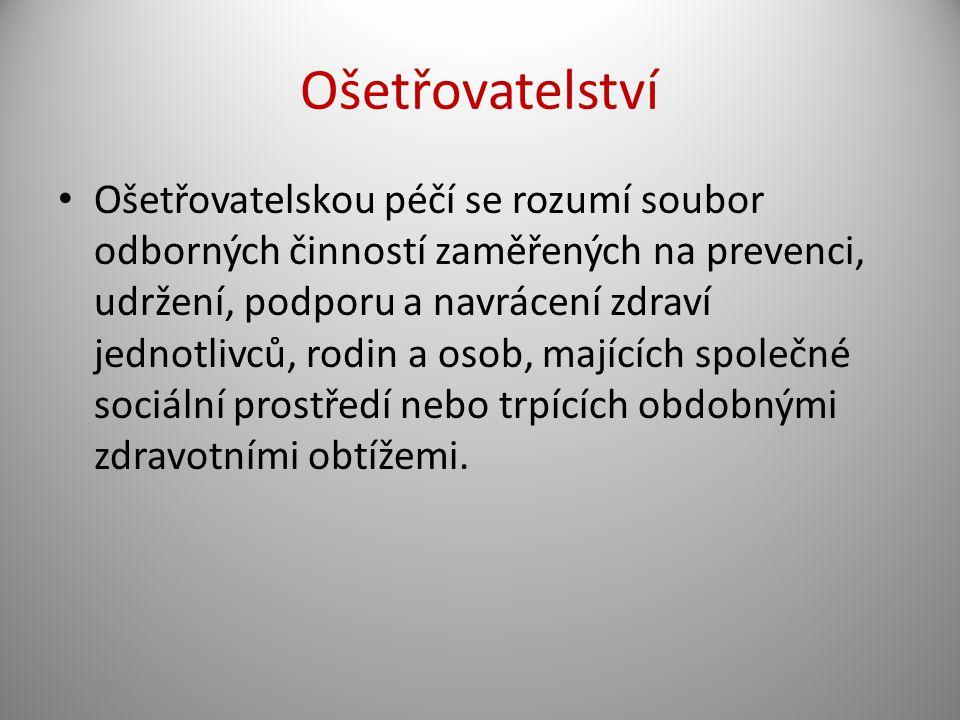 Celoživotní vzdělávání Povinné pro všechny zdravotníky U oborů uvedených ve vyhlášce č.424/2004 Sb.
